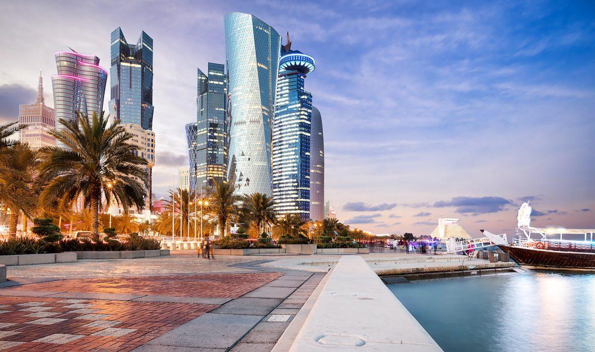 Il più affascinante skyline del mondo lo trovate a Doha